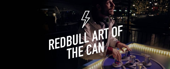 Redbull Art of the Can