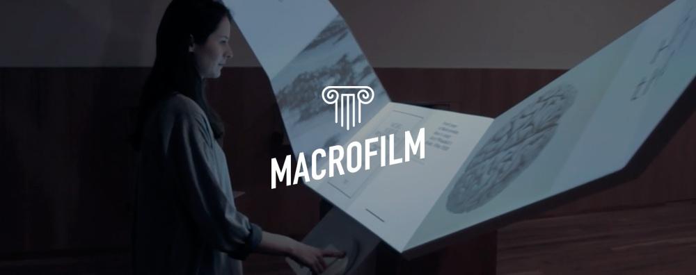 Macrofilm