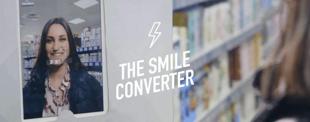 The Smile Converter
