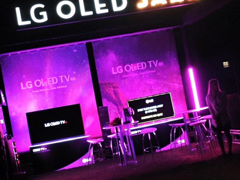 LG OLED Jazz