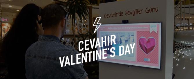 Cevahir Valentine´s Day
