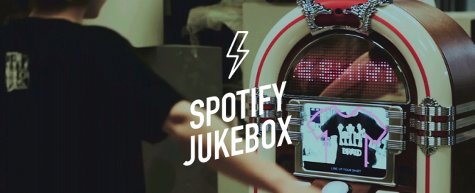 Spotify Jukebox
