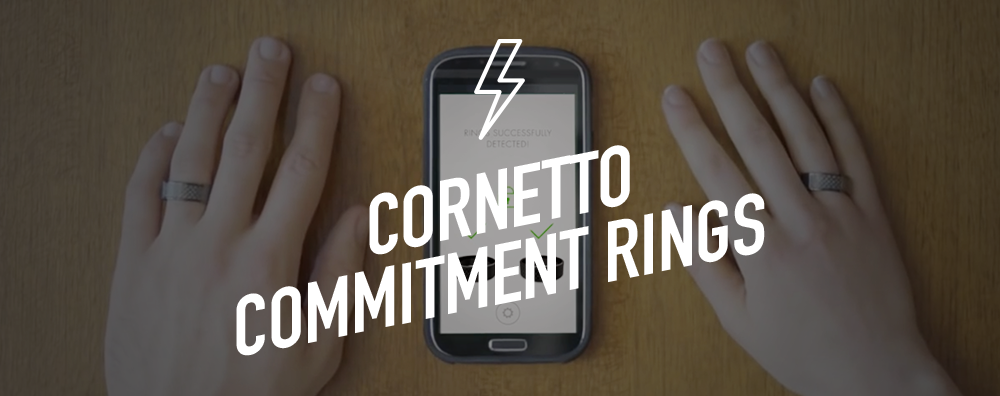 Cornetto Commitment Rings