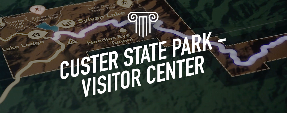 Custer State Park - Visitor Center