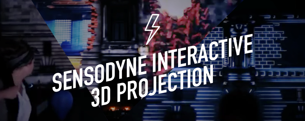 Sensodyne Interactive 3D Projection