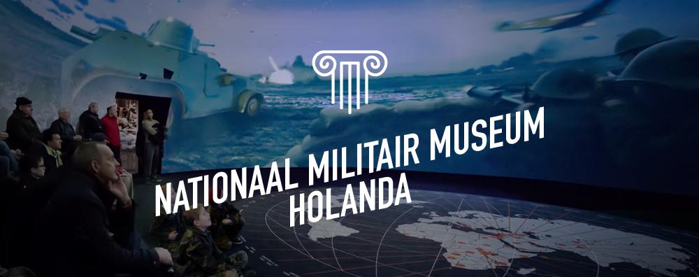 Nationaal Militair Museum Holanda
