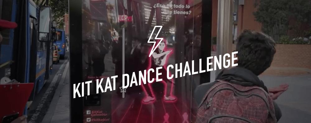 Kit Kat Dance Challenge