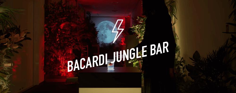 Bacardi Jungle Bar