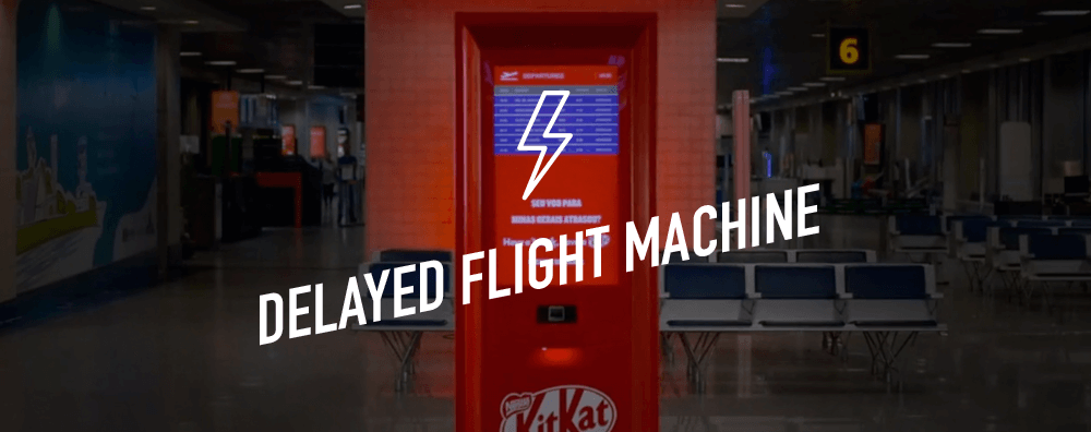 Delayed Flight Machine
