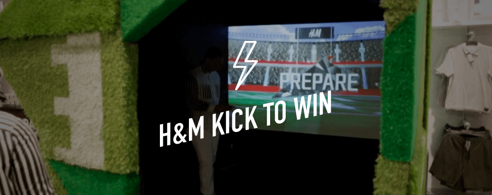 H&M Kick to Win