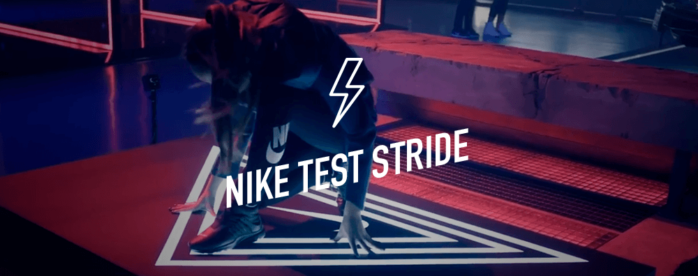 Nike Test Stride